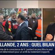 Le Soir BFM: François Hollande deux ans à l'Élysée: quel bilan ? 4/4