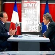 François Hollande veut développer l'apprentissage