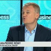 Comment l'ex-groupe Pages Jaunes transforme son modèle économique?: Jean-Pierre Rémy, dans 01Business 1/4