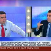 Plaintes contre Google pour abus de position dominante, Léonidas Kalogeropoulos dans GMB –