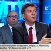 BFM Politique: L'After RMC: Jean-François Copé et Jean-Luc Mélenchon répondent aux questions de Véronique Jacquier 6/6