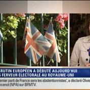 Le Soir BFM: Européennes: c'est parti pour la Grande-Bretagne 2/5
