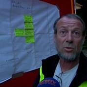 Savoie: un pompier coincé sous terre après un accident en spéléologie