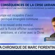 Marc Fiorentino: Les conséquences de la crise ukrainienne –
