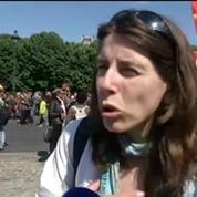 Fonctionnaires dans la rue : «On souffre de précarité»