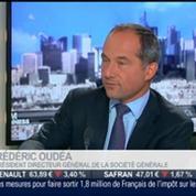 Frédéric Oudéa, Société Générale, dans l'invité de BFM Business