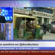 Pourquoi faut-il voter pour l'Inde ?, dans Les Décodeurs de l'éco 3/5