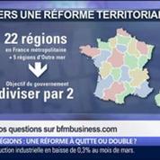 Régions: est-ce une réforme à quitte ou double ?, dans Les Décodeurs de l'éco 1/5