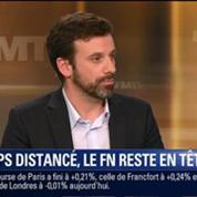 Le Soir BFM: Européennes: Entre le FN et l'UMP, le suspense reste entier 5/5
