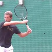 Axel Michon: mon premier Roland-Garros