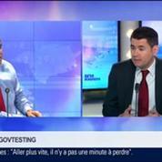 On n'a pas réussi à convaincre l'électorat de l'utilité de l'Europe, André Loesekrug-Pietri, dans GMB