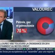 Philippe Crouzet, président du directoire de Vallourec, dans l'invité de BFM Business –