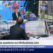 Une élection européenne contre l'Europe ?, dans Les Décodeurs de l'éco – 2/5