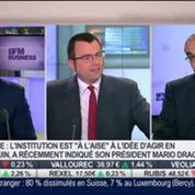 Guillaume Dard VS Rachid Medjaoui: Mario Draghi réussira-t-il encore à alimenter l'espoir des marchés?, dans Intégrale Placements – 1/2