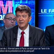 BFM Politique: Jean-François Copé face à Jean-Luc Mélenchon 5/6
