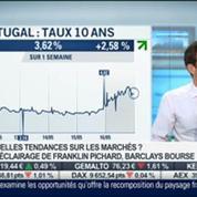 Zone euro: La croissance française reste stable, Franklin Pichard, dans Intégrale Bourse –