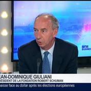 Les Français ne veulent pas sortir de l'Union Européenne, Jean-Dominique Giuliani dans GMB