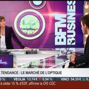 La tendance: le marché de l'optique, dans Paris est à vous –