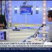 """Jestocke.com et BlablaCar, deux exemples d'économie collaborative"""", Laure Courty et Frédéric Mazzella, dans GMB –"""