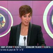 Le rendez-vous du jour: Sandrine Mercier, dans Paris est à vous –