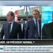 Le parti pris d'Hervé Gattegno : Hollande, un président normal?