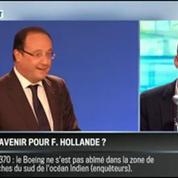 Le parti pris de David Revault d'Allonnes: Quel avenir pour François Hollande ?