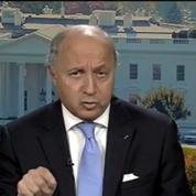 Laurent Fabius: la France doit faire preuve de fermeté à l'égard de Bachar el-Assad