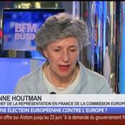 Une élection européenne contre l'Europe ?, dans Les Décodeurs de l'éco – 5/5