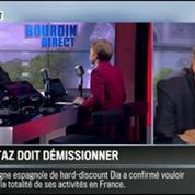 Le parti pris d'Hervé Gattegno : Modération salariale : Gattaz doit démissionner