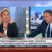 Nicolas Dupont-Aignan, Debout la République, dans l'invité de BFM Business –