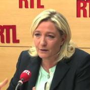 Le Pen : «Ce qui a marché dans l'UE ne dépend pas d'elle»