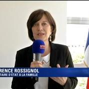 Laurence Rossignol présente la proposition de loi sur la famille