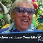 Pour Michou, Conchita Wurst se