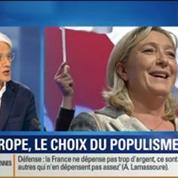 BFM Story: Européennes: les mouvements populistes se font de plus en plus entendre