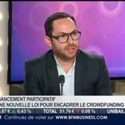 La tendance du moment: Une nouvelle loi pour encadrer le crowdfunding, dans Paris est à vous –