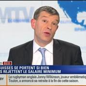 L'Édito éco de Nicolas Doze: Les Suisses disent non au Smic