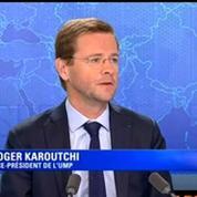 Bygmalion : Karoutchi salue le