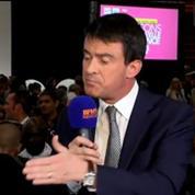 Manuel Valls: le cap est tracé et ne changera pas après le scrutin des européennes /14