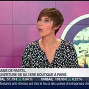 Made in Paris: Carole Garcia, Graine de Pastel, dans Paris est à vous –