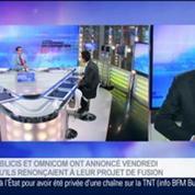 Echec de la fusion Omnicom-Publicis: Les opérations transfrontalières sont plus difficiles, Fabrice Seiman, dans GMB