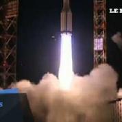 Nouvel échec du lancement d'une fusée russe transportant un satellite