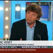 Les marchés réagissent positivement aux résultats des élections européennes: Éric Venet, dans Intégrale Bourse –