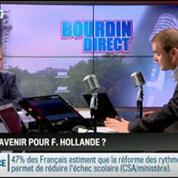 Le parti pris de David Revault d'Allonnes: François Hollande se trouve dans une situation politique très délicate