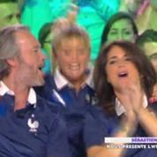Sébastien Patoche chante son hymne pour les Bleus à la Coupe du monde