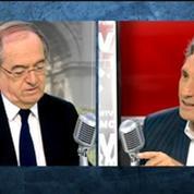 Le Graët sur Hollande: il n'est pas venu en président, mais plutôt en ami