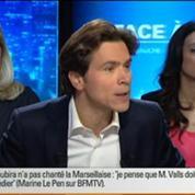 BFM Politique: Marine Le Pen face à Geoffroy Didier 5/6