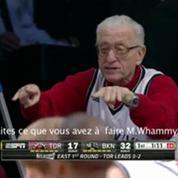 Basket: un fan des Nets déstabilise le meneur des Raptors