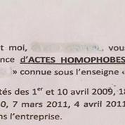 Hausse de 78% des actes homophobes en France