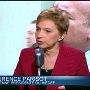 Laurence Parisot dénonce la