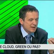 Le cloud, green ou pas ?: Tristan Labaume, dans Green Business – 4/4